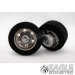 Ball Bearing Front Wheels - Wide .760