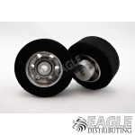 Ball Bearing Front Wheels - Wide .820 x .375 Retro Stock Car Fronts