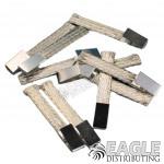 Silver Standard Braid (4.6mm x .6mm x 30mm) 5pr