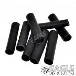 Black Shrink Wrap 4mm 8pcs
