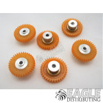 35T 64P 2mm Polymer Spur Gear