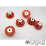 36T 64P Spur Gear 2mm Axle