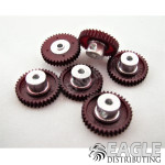 37T 72P Spur Gear 2mm Axle