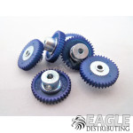 38T 72P Polymer Spur Gear 2mm Axle