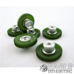39T 72P Spur Gear 2mm Axle