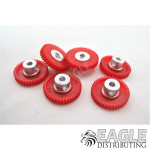 Spur 42T 72 Pitch 3/32 Axle (6)