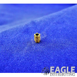 EDM Pinion 5T 72 Pitch 1.5mm TiN Coated