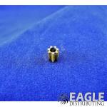 EDM Pinion 7T 72 Pitch 2mm TiN Coated