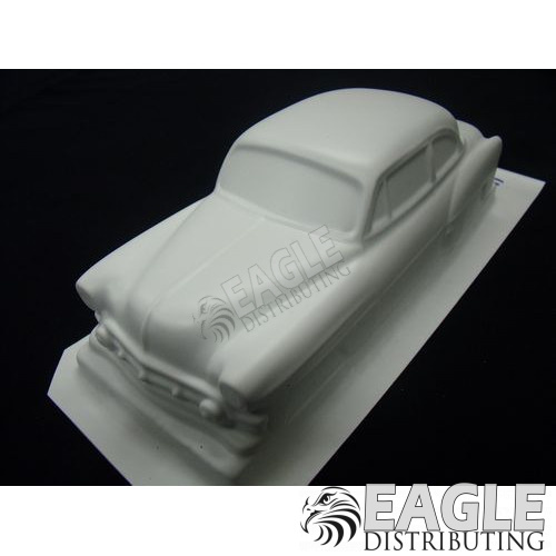 Styrene 53 Chevy Belair w/No Scoop