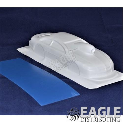 Dodge Stratus Unpainted Styrene Body