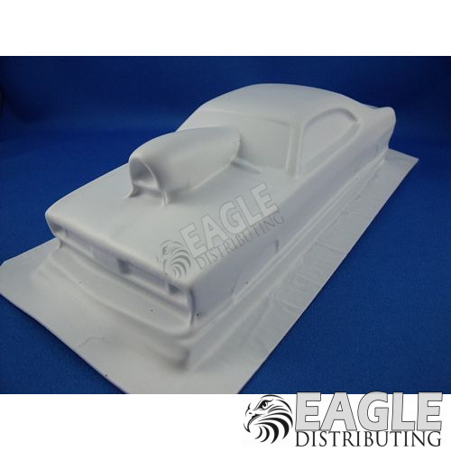 Plymouth Duster Unpainted Styrene Body