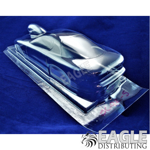 Firebird Pro Stock clear Lexan Drag Body - SL92 | Straightlines Racing