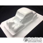 '37 Fat Fendered Ford Unpainted Styrene Drag Body