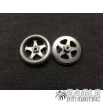 3/4 O-ring Black Star Drag Fronts