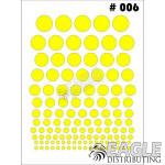 1/24-1/32 Paint Mask - Dots