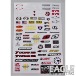 Taylo Racing Decal Set #002