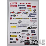 Taylo Racing Decal Set #3