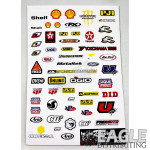 Taylo Racing Decal Set #004