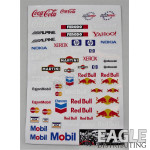 Taylo Racing Decal Set #005