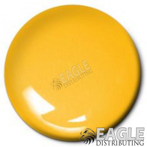 Gloss Yellow Enamel