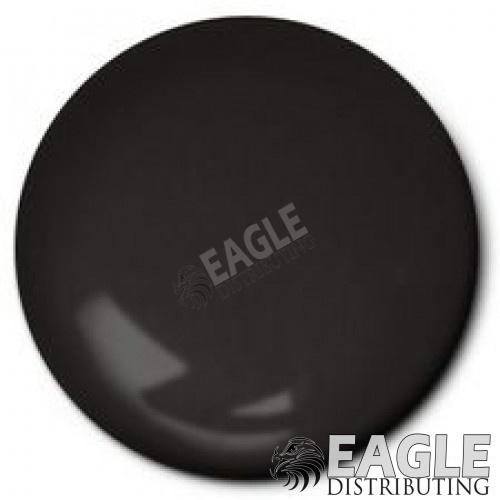 Flat Black Enamel