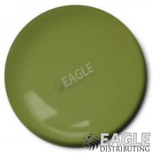 Flat OD Green Enamel