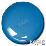 Blue Metal Flake Enamel