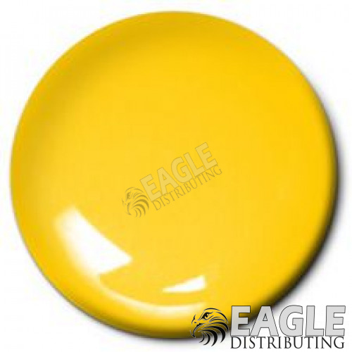 Bright Yellow Spray