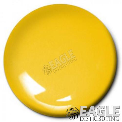 Dark Yellow Enamel