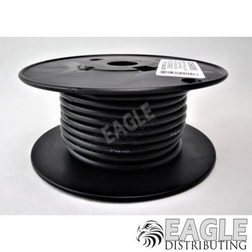 25ft Black 10 Gauge Wire