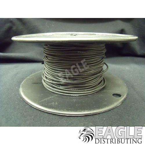 100ft Black 20 Gauge Wire