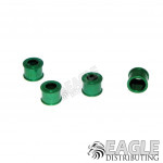 Anodized Spring Cup 4 Green
