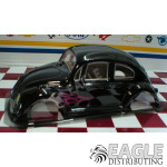 Stock VW bug drag body clear Lexan