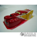 Willys Pro Mod drag body clear Lexan
