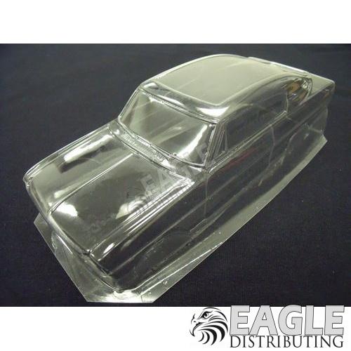 '63 Nova Fastback Lexan Drag Body