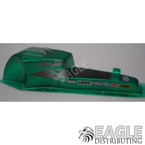 Altered roadster drag body (styrene)