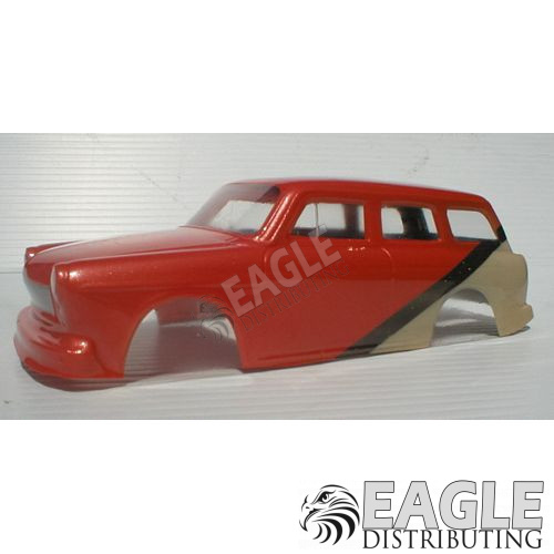 Styrene VW Squareback Stock
