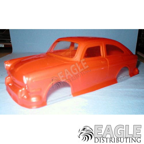 Styrene VW Fastback Stock