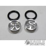3/4 O-ring Star Drag Front Wheels