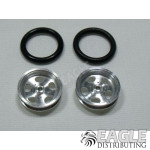 3/4 O-ring Halibrand Drag Front Wheels