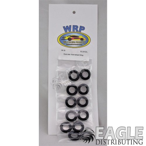 Oversized Front Tire Rubber O-Ring