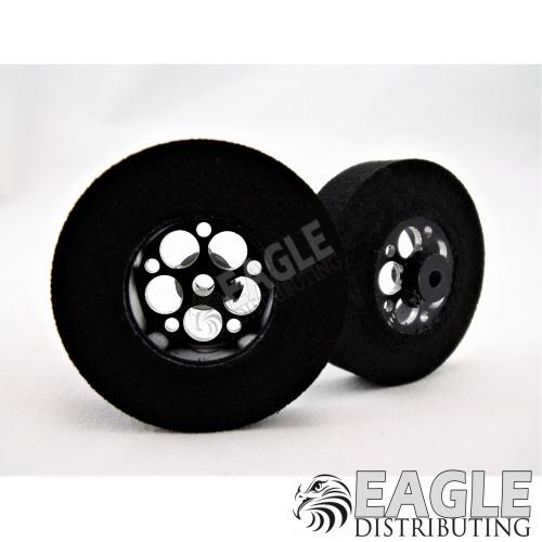 Black Raptor Rear Drag Tire 1 3/16 x .300